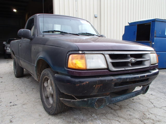 Ford Ranger Salvage Title: 1994 FORD RANGER Photos
