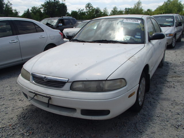 1YVGE22CXV5592899 - 1997 MAZDA 626 DX/LX 2.0L Right View