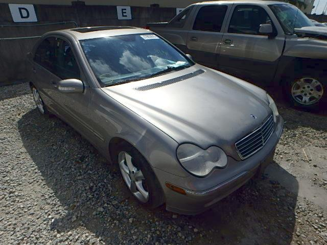 Auto Auction Ended On Vin Wdbrf40j93a497553 2003 Mercedes