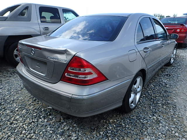 Auto auction ended on vin wdbrf40j93a497553 2003 mercedes for Mercedes benz of north miami