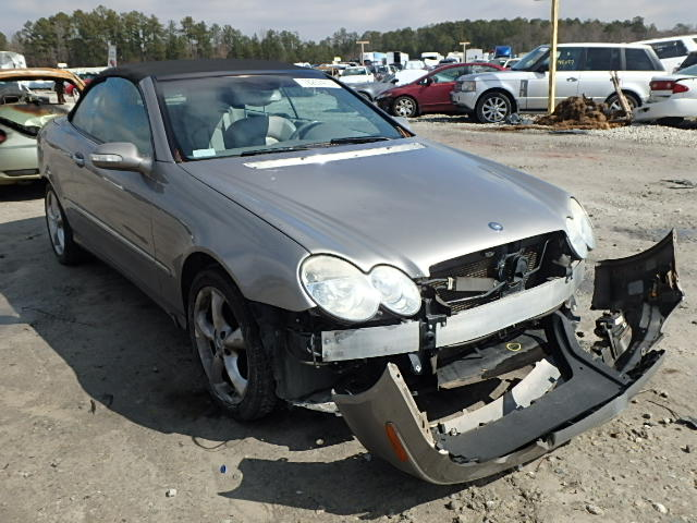 2005 MERCEDES-BENZ CLK 3.2L
