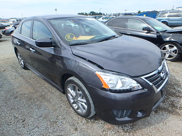 Auto Auction Ended On Vin 3n1ab7ap6dl737136 2013 Nissan