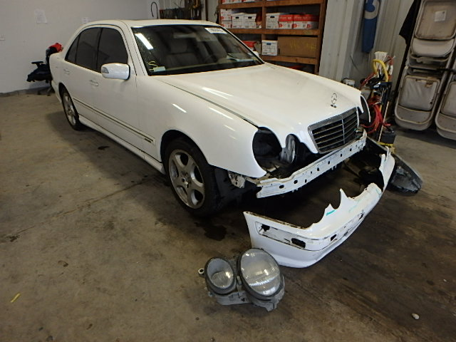 Auto auction ended on vin wdbjf70j02b463248 2002 mercedes for 2002 mercedes benz e430