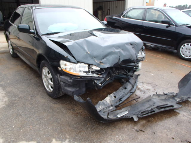 JHMCG66051C000884 - 2001 HONDA ACCORD