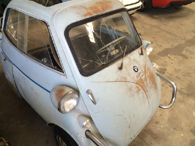 1959 BMW ISETTA For Sale | CA - VAN NUYS | Fri  May 29, 2015