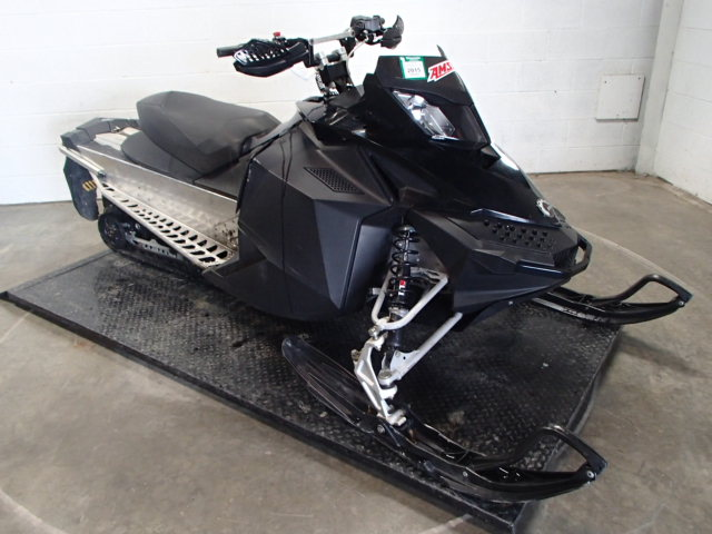 2008 SKID SNOWMOBILE