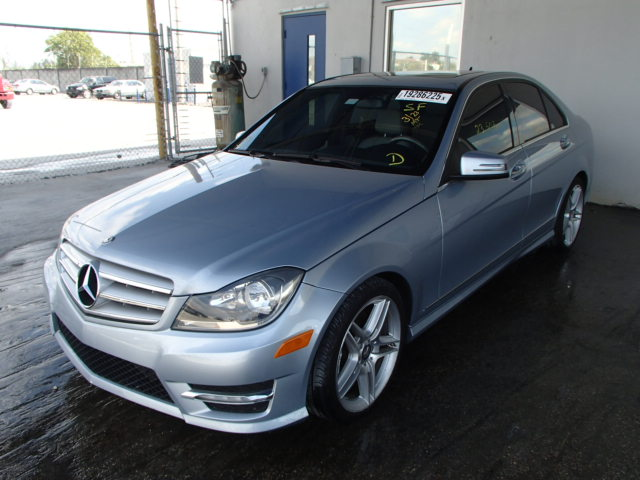 Auto auction ended on vin wddgf5hb9dr229543 2013 mercedes for Mercedes benz of north miami