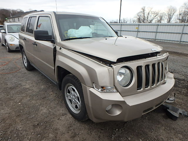 2010 Jeep Patriot Sp For Sale Pa York Haven Salvage
