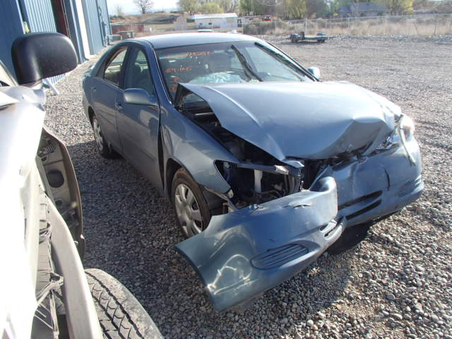 4T1BE32K73U686508 - 2003 TOYOTA CAMRY LE/X