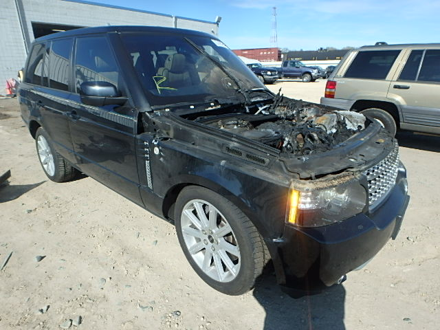 2012 land rover range rover hse luxury for sale mn. Black Bedroom Furniture Sets. Home Design Ideas