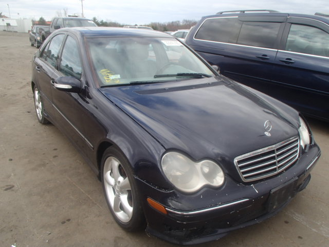 2005 mercedes benz c230k for sale ct hartford for Mercedes benz usa email