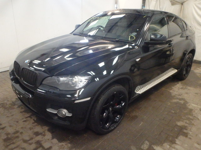 2009 BMW X6 XDRIVE for sale at Copart UK - Salvage Car Auctions