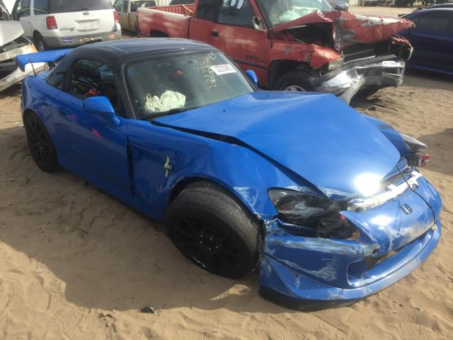 Auto Auction Ended On Vin Jhmap21238s001122 2008 Honda S2000 Crc