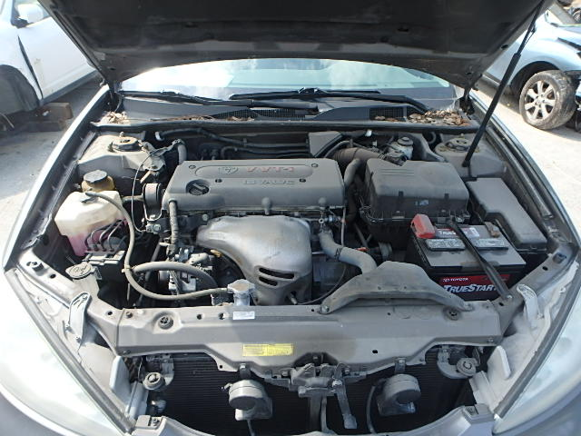 4T1BE30K85U538342 - 2005 TOYOTA CAMRY LE/X 2.4L inside view