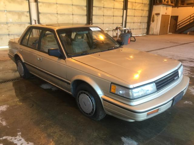 1988 nissan maxima for sale wa graham salvage cars copart usa. Black Bedroom Furniture Sets. Home Design Ideas