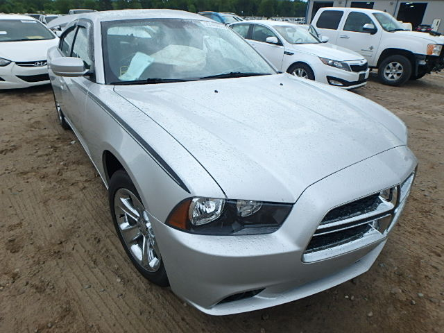 2C3CDXHG8CH164547 - 2012 DODGE CHARGER