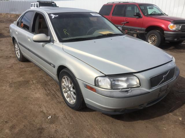 auto auction ended on vin yv1ts90d8x1034121 1999 volvo s80 t6 in co denver. Black Bedroom Furniture Sets. Home Design Ideas