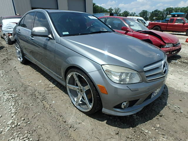 Auto auction ended on vin wddgf54x78f070529 2008 mercedes for 2008 mercedes benz c300 for sale