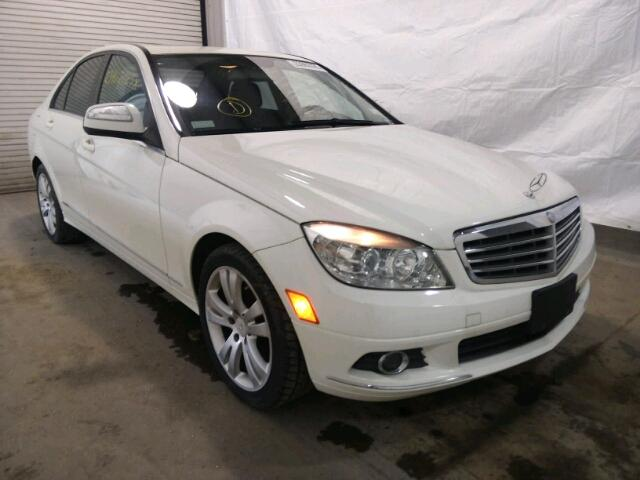 Auto auction ended on vin wddgf81x88f094330 2008 mercedes for Mercedes benz syracuse ny