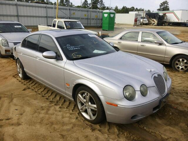 2005 jaguar s type r for sale at copart gaston sc lot. Black Bedroom Furniture Sets. Home Design Ideas