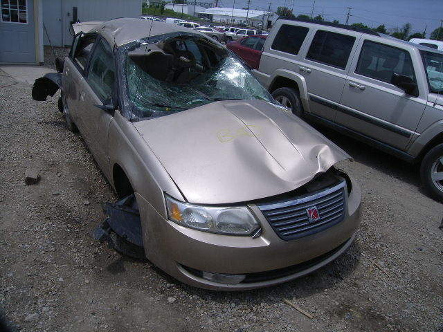 Salvage 2006 SATURN ION - Small image. Lot 25485925