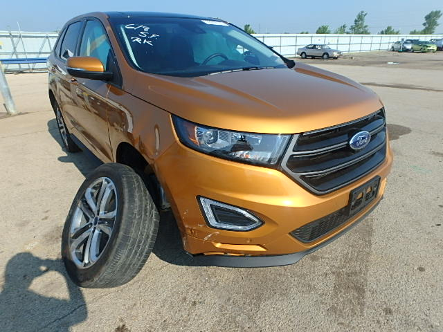 auto auction ended on vin 2fmtk4ap9fbb02622 2015 ford edge sport in il peoria. Black Bedroom Furniture Sets. Home Design Ideas