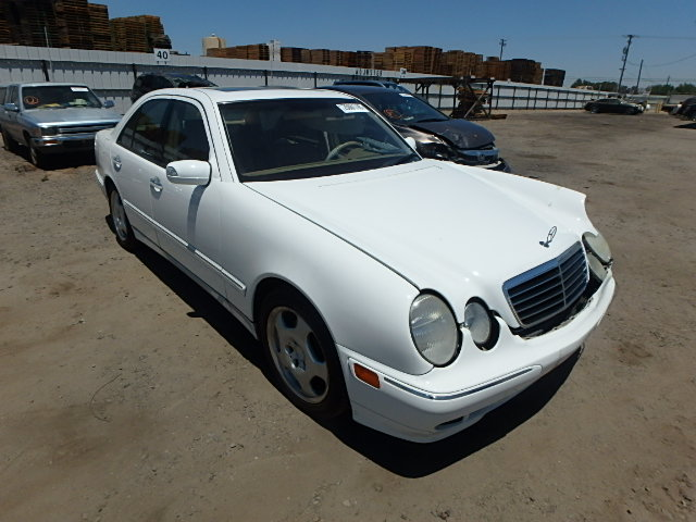 Auto auction ended on vin wdbjf70j2yb131692 2000 mercedes for 2000 mercedes benz e430