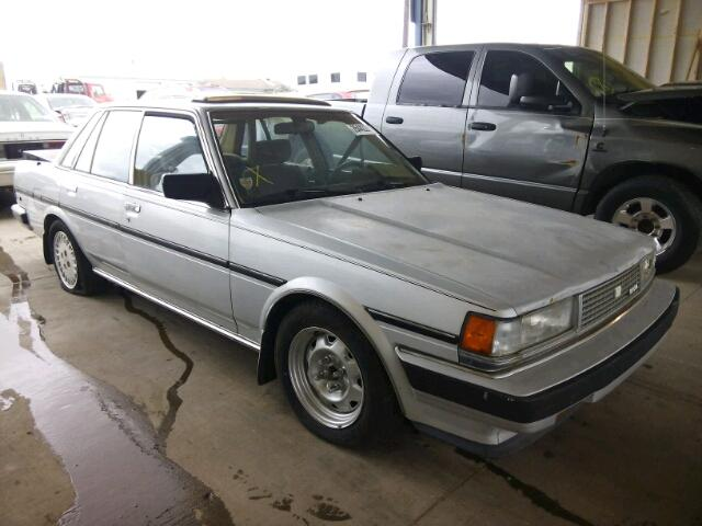 auto auction ended on vin jt2mx73e5g0065541 1986 toyota cressida in tx dallas. Black Bedroom Furniture Sets. Home Design Ideas