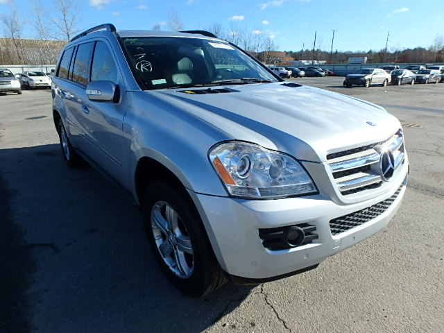 2008 MERCEDES-BENZ GL450 4.7L