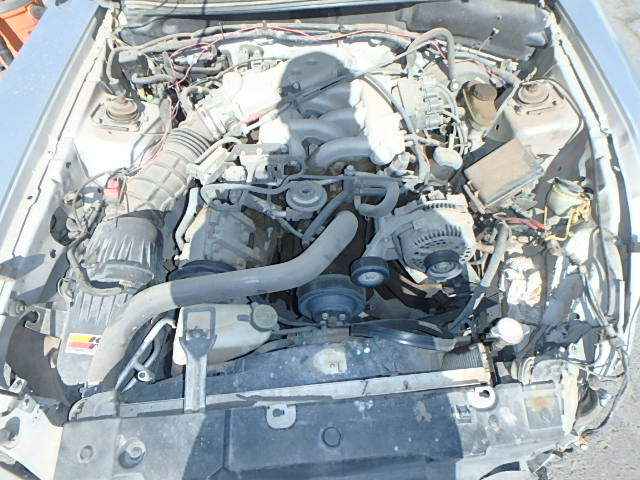 1FAFP4044XF183299 - 1999 FORD MUSTANG 3.8L inside view