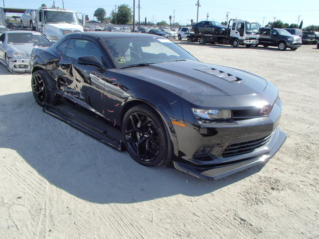 2014 Chevrolet Camaro Z28 For Sale Ca San Diego Salvage Cars