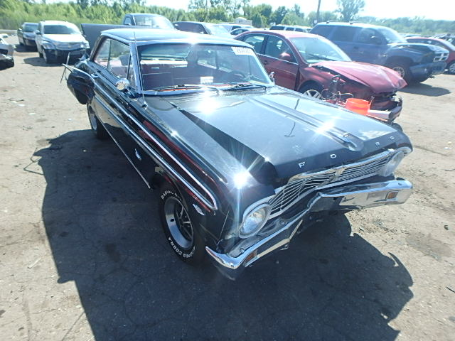 Falcon Auto Salvage >> Auto Auction Ended On Vin 4t17f166488 1964 Ford Falcon In Mi Detroit