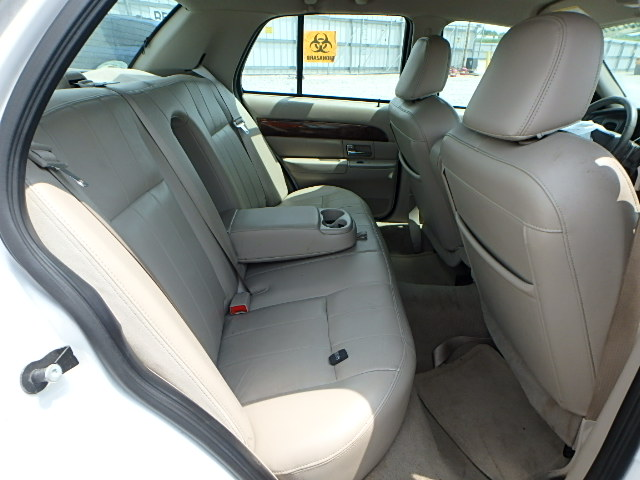 2008 MERCURY GRAND MARQ
