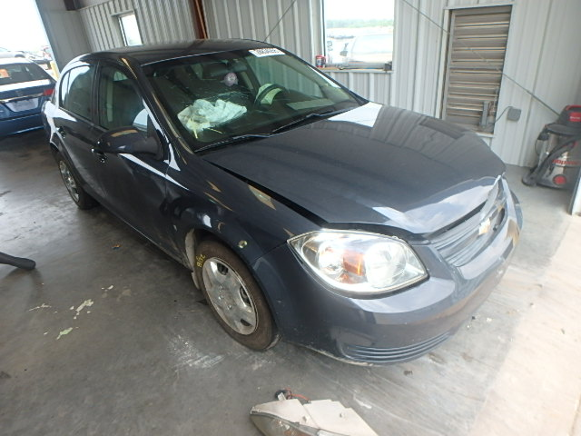 1G1AT58H997146168 - 2009 CHEVROLET COBALT LT