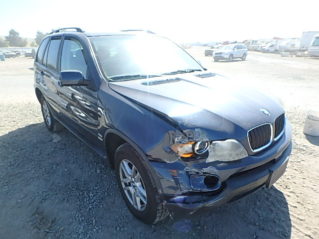 auto auction ended on vin 5uxfa13544lu41296 2004 bmw x5 3. Black Bedroom Furniture Sets. Home Design Ideas
