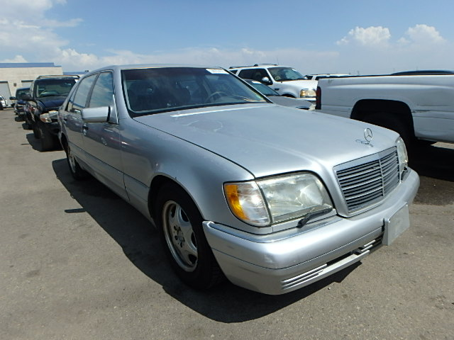 Auto Auction Ended On Vin Wdbga43g2wa402051 1998 Mercedes