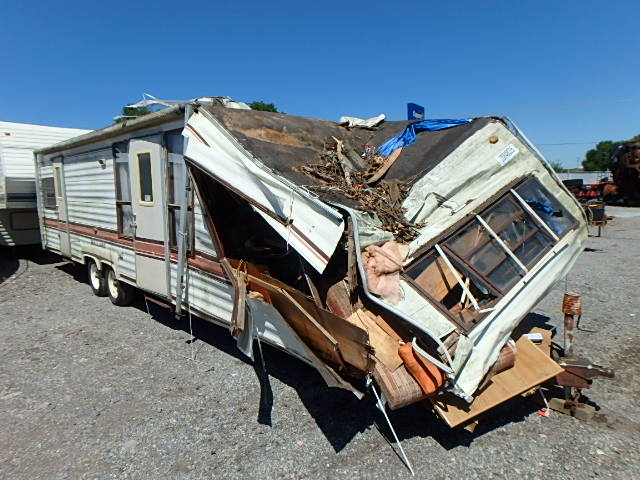 Salvage 1986 Coachmen MALLARD for sale