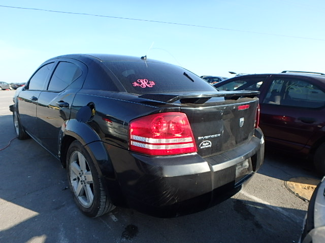 Copart Home Page >> 1B3LC56R08N255061 | 2008 BLACK DODGE AVENGER SX on Sale in ...