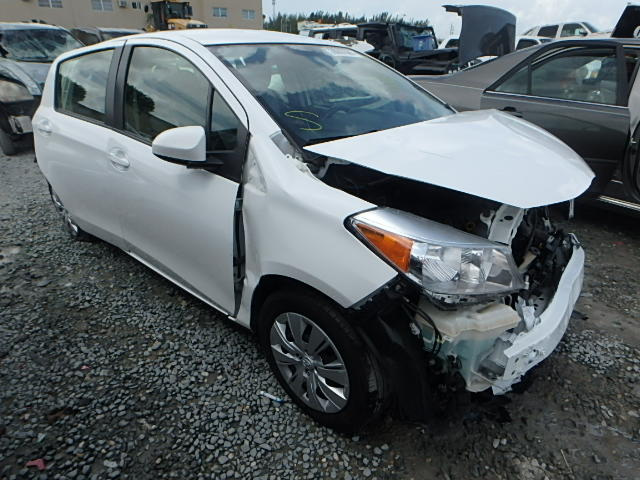 JTDKTUD31CD525576 - 2012 TOYOTA YARIS