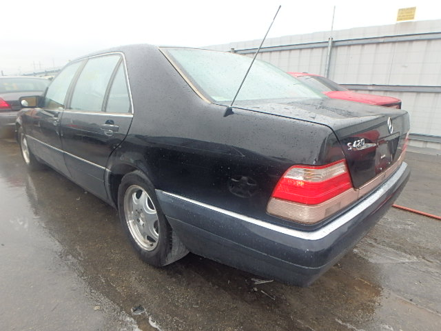 Auto auction ended on vin wdbga43g1wa382827 1998 mercedes for Mercedes benz s420 for sale