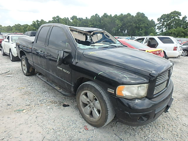 1D7HA18D63S271480 - 2003 DODGE RAM 1500 Q 5.7L Left View