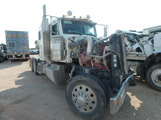 1XPWD49X6ED235636 - 2014 PETERBILT CONVENTION