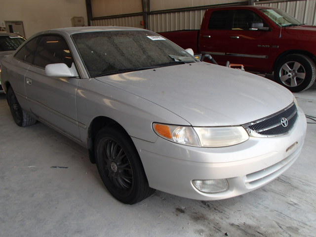 2000 TOYOTA CAMRY SOLA 2.2L