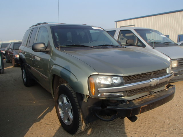 1GNDS13S932108258 - 2003 CHEVROLET TRAILBLAZE