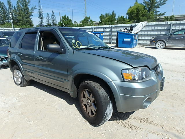 Salvage 2006 Ford ESCAPE LIM for sale