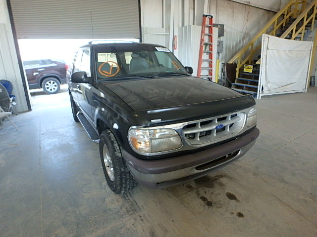 Salvage 1997 Ford EXPLORER for sale
