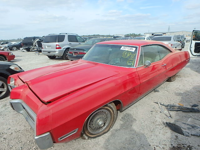 262877R107841 - 1965 PONTIAC BONNEVILLE Right View