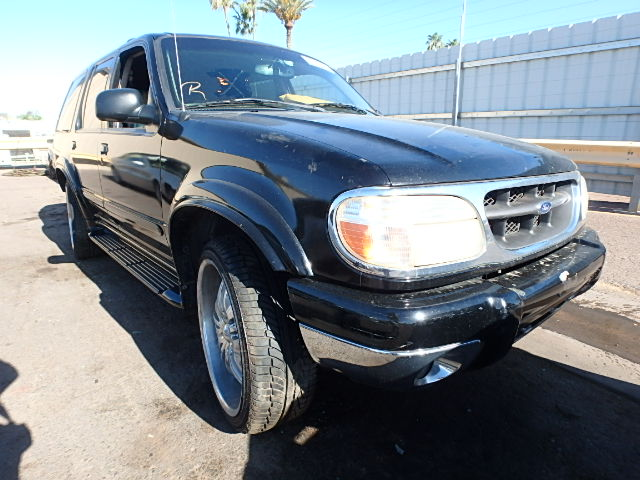 2000 ford explorer e for sale at copart phoenix az lot 32549365. Black Bedroom Furniture Sets. Home Design Ideas