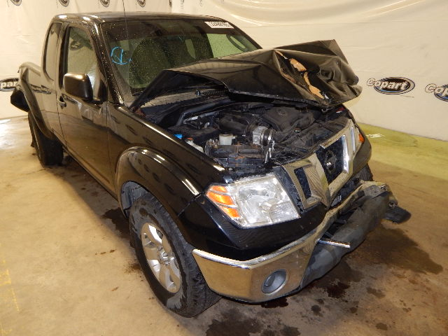 1N6AD0CW2BC445573 - 2011 NISSAN FRONTIER S
