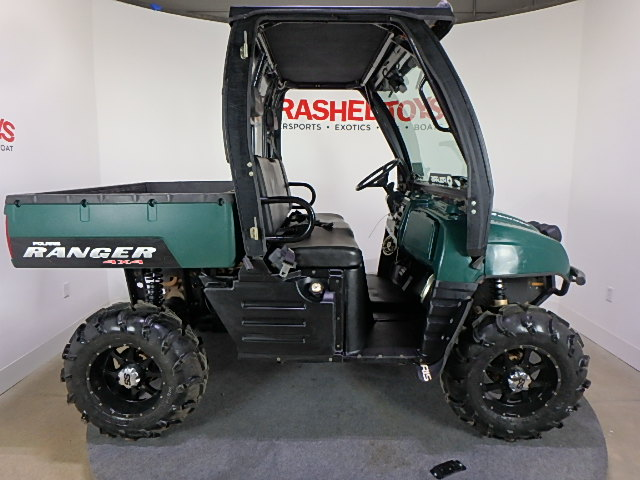 4XARH50A672369540 - 2007 POLARIS SIDEBYSIDE